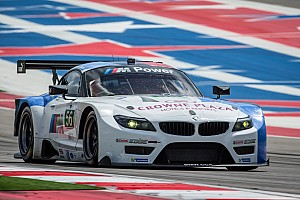 ALMS Race report BMW Team RLL finishes third and fourth at Circuit of the Americas