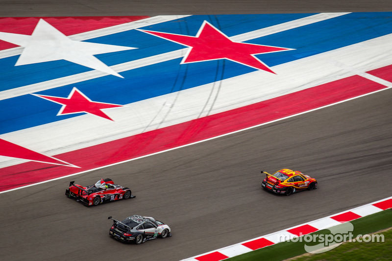 Frustrating ninth-place finish for Paul Miller Racing at Austin