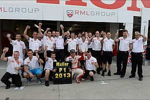 WTCC Race report Yvan Muller seals in Suzuka the 2013 Drivers' Title with an insurmountable points lead