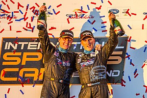 ALMS Race report TRG and Keating/Faulkner finish a great weekend with victory at COTA