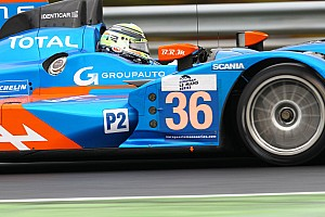 European Le Mans Preview Nelson Panciatici are ready for the final at Castellet!