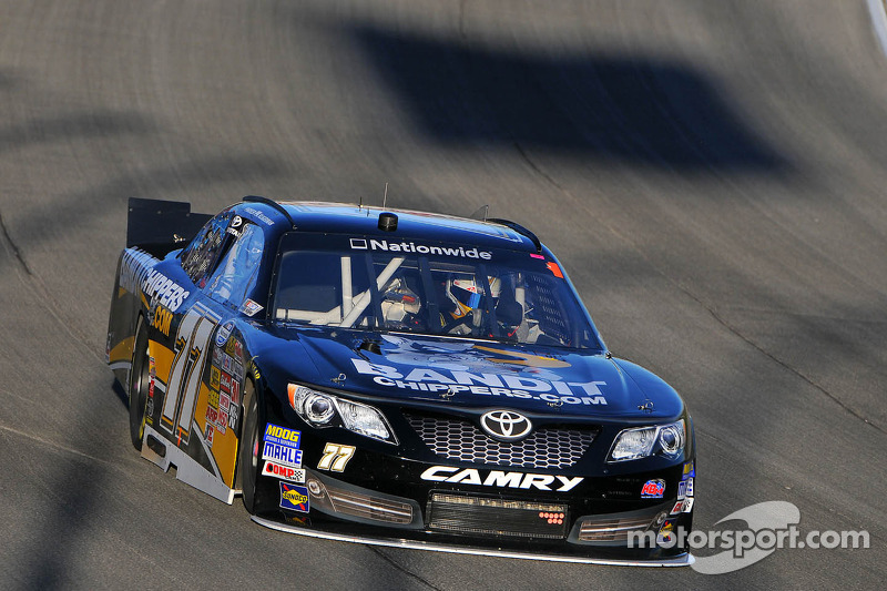 Parker Kligerman ready to lay the foundation to a concrete finish