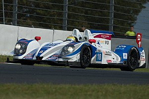 Asian Le Mans Race report Winslow extends Asian Le Mans Series points lead in Japan