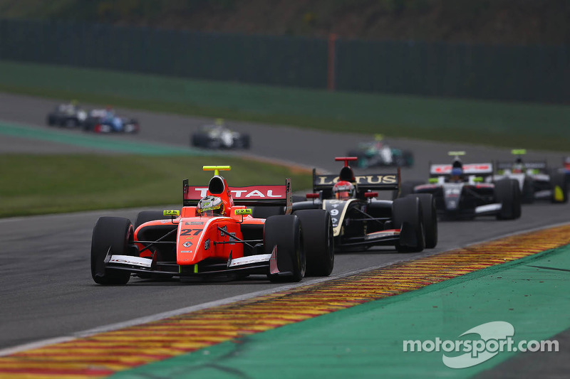 AVF and Pic clinch top ten finish in Race 1 at Paul Ricard