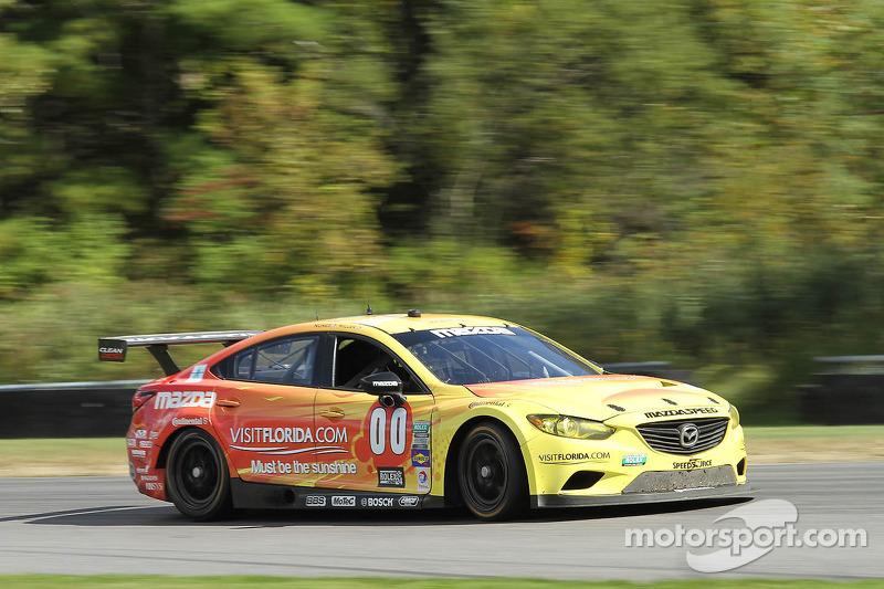 Mazda wins GX manufacturers title