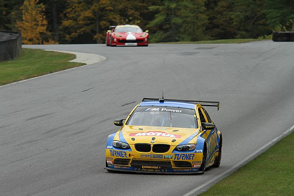 Grand-Am Michael Marsal finishes 2013 season with two top-10 finishes at Lime Rock