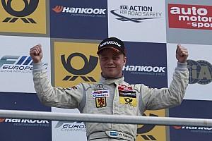 F3 Europe Commentary Rosenqvist dominant in the Zandvoort dunes