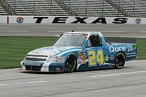 NASCAR Truck Race report Hornaday finished 6th and Newberry finished 15th in Las Vegas