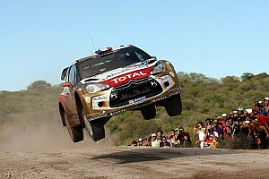 WRC Preview A date with history for Citroen Racing