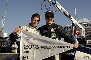 ALMS Qualifying report Smith hands Dyson Racing the Pole at VIR