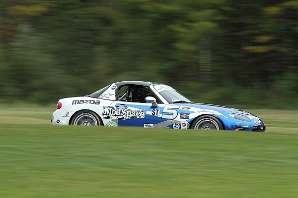 Grand-Am Successful season complete for 2013 Continental Rookie of the Year