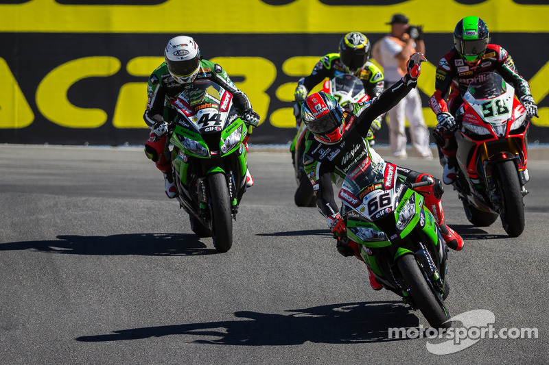 Tom Sykes completes stellar weekend with double win at Magny-Cours