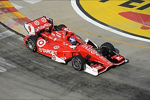 IndyCar Race report Second place finish for Scott Dixon and Honda in Houston Sunday