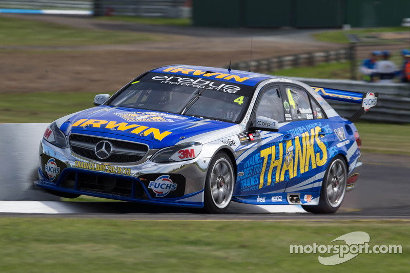 Solid qualifying continues Erebus' Bathurst build-up