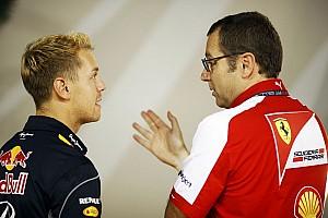 Formula 1 Commentary Ferrari boss compares Vettel to Schumacher