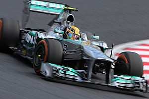 Formula 1 Breaking news Vettel 'walking it' at top of Formula One tree - Hamilton