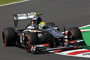 Formula 1 Commentary Gutierrez admits 'tensions' affected F1 form
