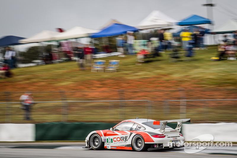 PC championship hangs in balance for CORE autosport at Road Atlanta