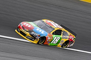 NASCAR Cup Race report Talladega 'treats' Busch to 5th place finish