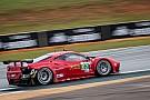 Risi Competizione returns to podium at Petit Le Mans