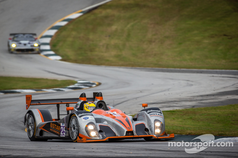8Star leads Petit Le Mans, finishes 2nd in Prototype Challenge debut
