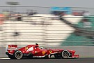 Scuderia Ferrari uses different strategies for Indian qualifying