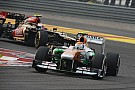 Both Force India drivers gain points for the team in today's race at India