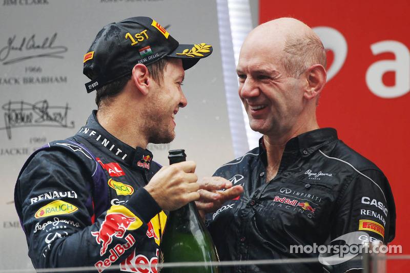 Red Bull's Newey era set to end