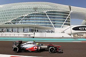 Formula 1 Breaking news Perez 'deserves' McLaren seat in 2014 - Button