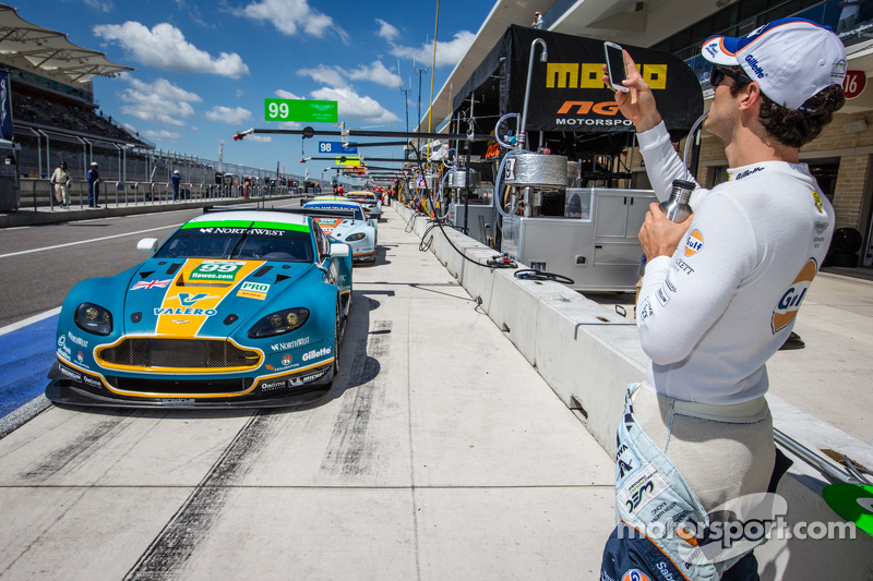 Aston Martin returns to Shanghai with sights set on repeat success
