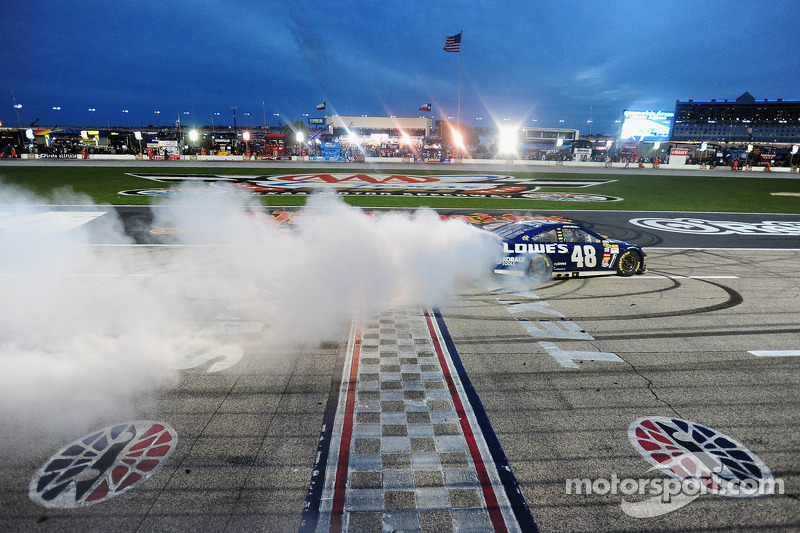 Chalk up another championship? Not yet, says Rick Hendrick