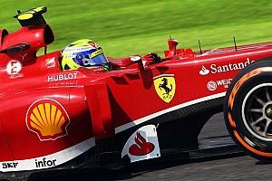 Formula 1 Interview Felipe Massa: always a Ferrari man