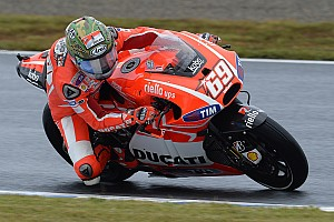 MotoGP Preview Ducati Team arrives in Spain for Valencia GP season finale