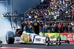 NHRA Preview Bernstein looks to repeat as Top Fuel champ at Pomona finale