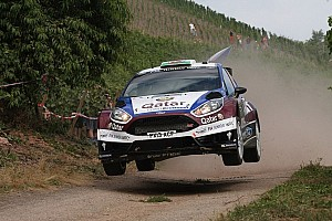 WRC Preview Welshman Evans targets home glory at Wales Rally GB