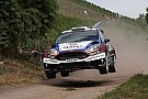 Welshman Evans targets home glory at Wales Rally GB