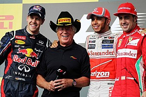 Formula 1 Special feature Formula One drivers weigh in on Austin Grand Prix one week before the race