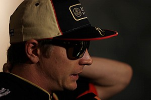 Formula 1 Breaking news Lotus: Kimi Räikkönen to miss final two races of 2013 season