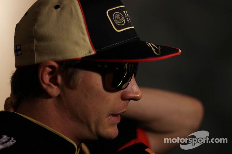Lotus: Kimi Räikkönen to miss final two races of 2013 season