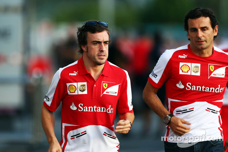 Alonso 'waiting' on fitness for Austin Grand Prix