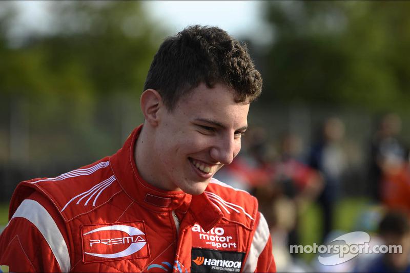 Will European Champion Raffaele Marciello also win the Macau GP?