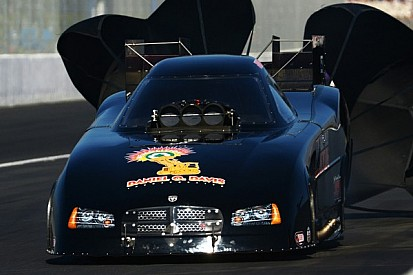 Making it in NHRA's Funny Car competition – no easy task!