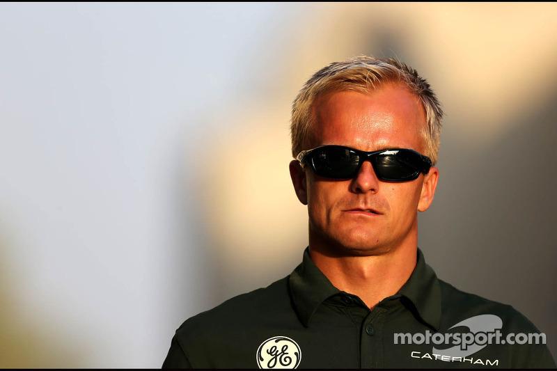 Lotus confirms Kovalainen
