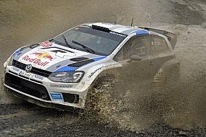 WRC Race report Ogier wins in Wales Rally GB