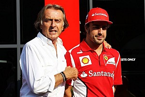 Formula 1 Breaking news Di Montezemolo slaps Alonso with Twitter ban