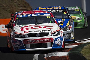Supercars Race report Tense finale delivers podium for Team BOC at Sydney