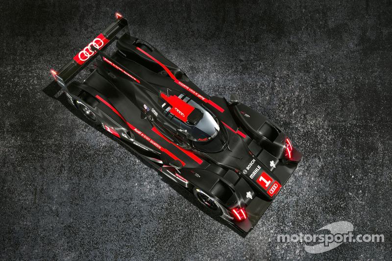 Audi R18 e-tron quattro: new technology for the World Champions