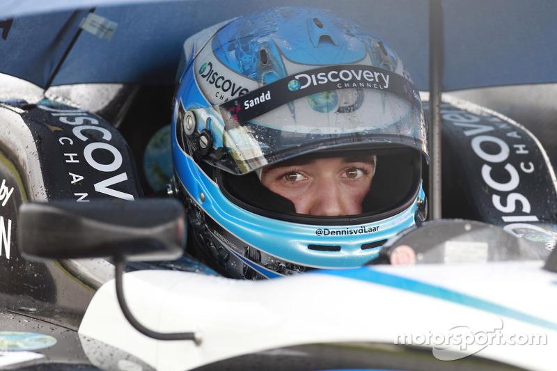 Dennis Van de Laar joins Prema Powerteam for 2014