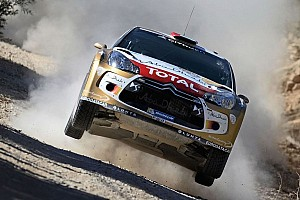 WRC Breaking news Citroën Racing ready for the 2014 rally challenge
