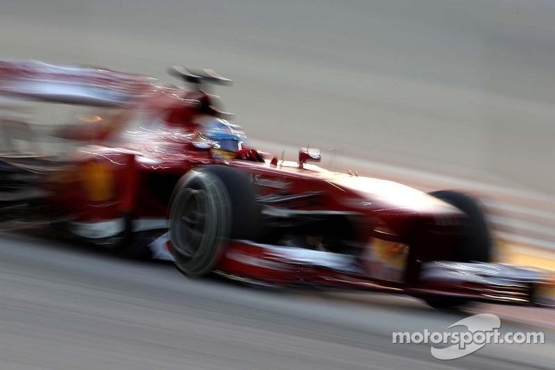 Presentation of the new Ferrari power unit - video